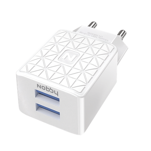 USB Lighting Wall charger white NBP-TC-21-0