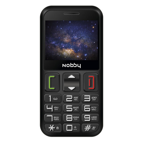 Mobile phone Nobby 240B